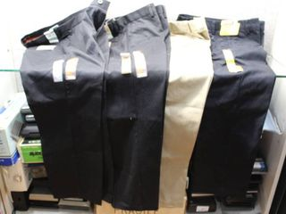 lot of 4 Mens Pants Size 34x29   Dockers lee    New with tags   34x29