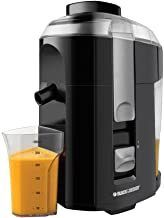 Black   Decker Deluxe Juicer
