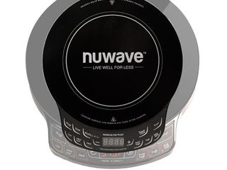 NUWAVE PIC FlEX Precision induction cooktop