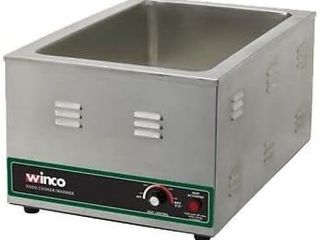 Winco   Fw s600   120v Electric Food Warmer cooker