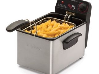 Stainless Steel ProFry 3l Fryer