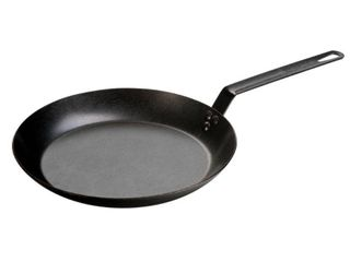 lodge CRS12 Pre Seasoned Carbon Steel Skillet  12 inch