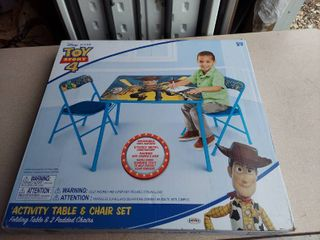Disney   Disney Toy Story 4 Activity Table
