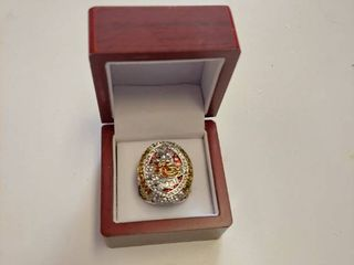 KC Chiefs Replica Championship Ring