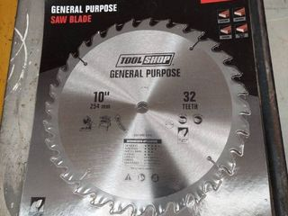 10  Saw Blade   32 Teeth