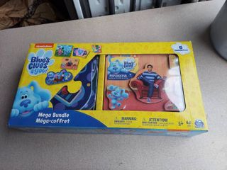 Blues Clues Mega Bundle