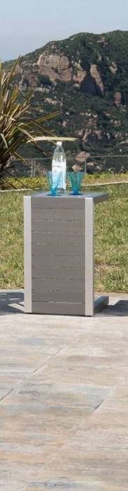 Cape Coral Outdoor Side Table only by Christopher Knight Home