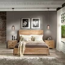 Grain Wood Furniture Montauk Queen Solid Wood Panel Bed  Retail 571 99  Box 1 OF 2 only