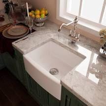 Eridanus Rio 24 inch Farmhouse Ceramic Sink
