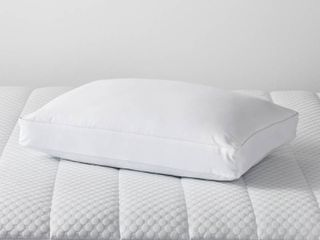Overfilled Pillow  Standard Queen  White   Made By Design