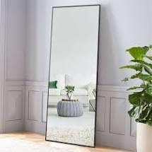 neutypechic mirror 6 ft black