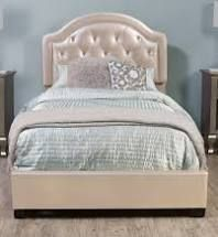 Full Karley bed complete Hillsdale Furniture pink 2 boxes