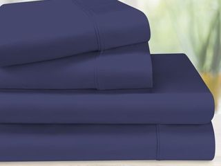 1200 Thread Count Egyptian Cotton Bedding Sheets  amp  Pillowcases  4 Piece Sheet Set by Impressions   King