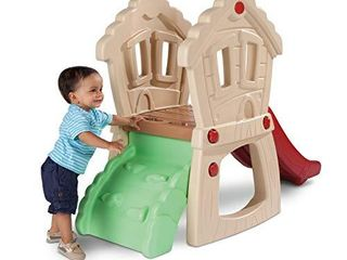 little Tikes Hide and Seek Climber Red Cream Green  1   4 years