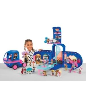 l O l  Surprise  O M G  4 in 1 Glamper Fashion Camper with 55  Surprises   Retail   89 99