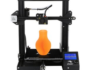 Ender 3 Pro 3D Printer Retail   185 99