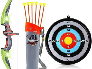 Super Archery Kids Bow and Arrow set Retail   22 99