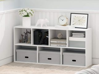 Furnino 7 Cube Open Shelf  Retail  89 98