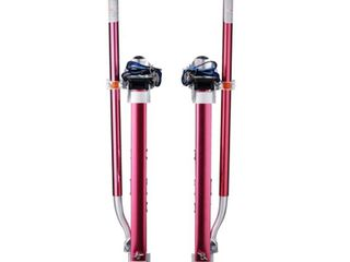Pentagon Tools 1118 Drywall Stilts  18 30  Red Retail  151 30