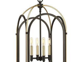 Progress lighting Westfall Collection Four light foyer pendant Retail   154 99