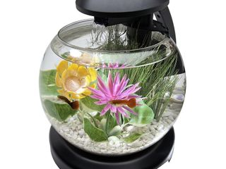 Tetra Waterfall Globe Aquarium Retail  49 99