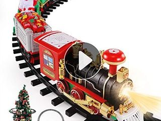 Temi Christmas Train Retail   49 99