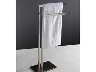 Kingston Endenscape Pedestal Dual Towel Rack Retail   77 98