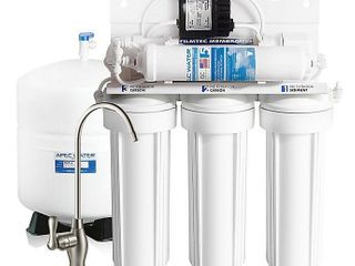 APEC Water Systems RO 90 Ultimate Series DOES NOT INClUDE FAUCET Retail  213 15
