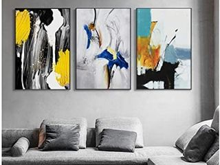 Abstract Wall Art 16x24  Retail   92 54