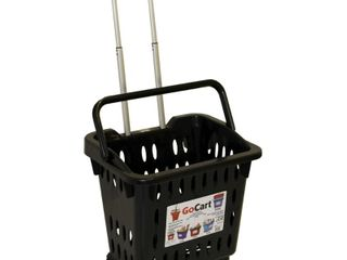 Go Cart Multipurpose Cart   Black Retail  35 00
