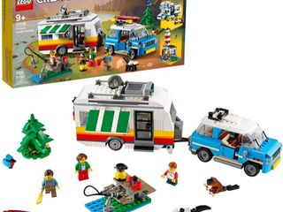 lEGO Creator Caravan Family Holiday 766 PCS Retail   69 99