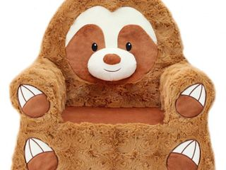 Animal Adventure Soft landing Sweet Seat Sloth  Brown  39 99