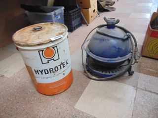 Five Gallon Oil Can and More