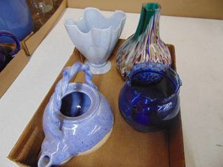 Miscellaneous Pottery Pieces