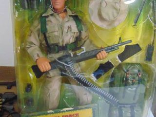 World Peace Keepers Action Figure