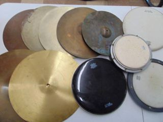 Cymbals and Drum Covers