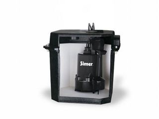 Simer 2925B Sump laundry Sink Pump