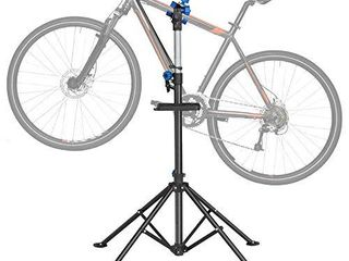 Oeyal Bike Repair Stand  Bicycle Mechanic Maintenance Rack  for Shop Home  Foldable Adjustable Mountain Bike Repair Workstand  Bicycle Maintenance Rack for Road   Mountain Bikes