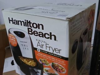 Hamilton Beach 3 liter Air Fryer Model 35065