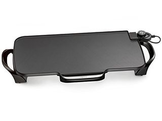 Presto 07061 22 inch Electric Griddle With Removable Handles Black