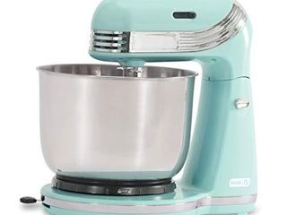 Dash Go Everyday Mixer   PASTEl BlUE