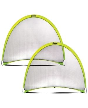 Franklin Sports 6  X 4  Pop Up Dome   2pc