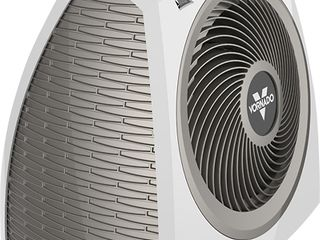 Vornado   Vortex Electric Heater with Auto Climate   White Champagne