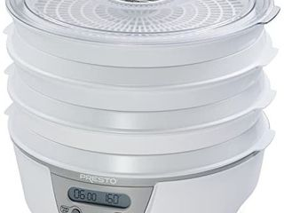 Presto 06301 Dehydro Digital Electric Food Dehydrator