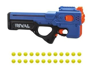 Nerf Rival Charger MXX 1200 Blue Blaster  NO ROUNDS GUN ONlY