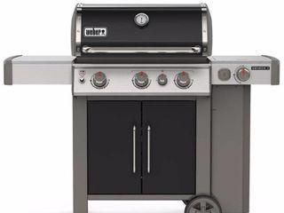 Weber Genesis II E 335 lP 61016001   Black