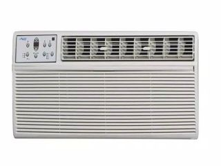 Arctic King 18 500 BTU Window Room Air Conditioner with Heater