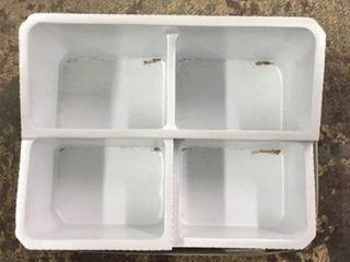 Style Selections Poly Resin Storage