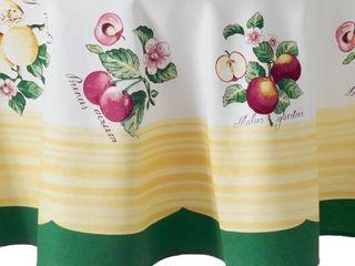 Villeroy   Boch French Garden 70  Round Tablecloth