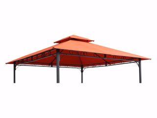 International Caravan St  Kitts 9 66 Foot Replacement Gazebo Canopy Retail 94 99